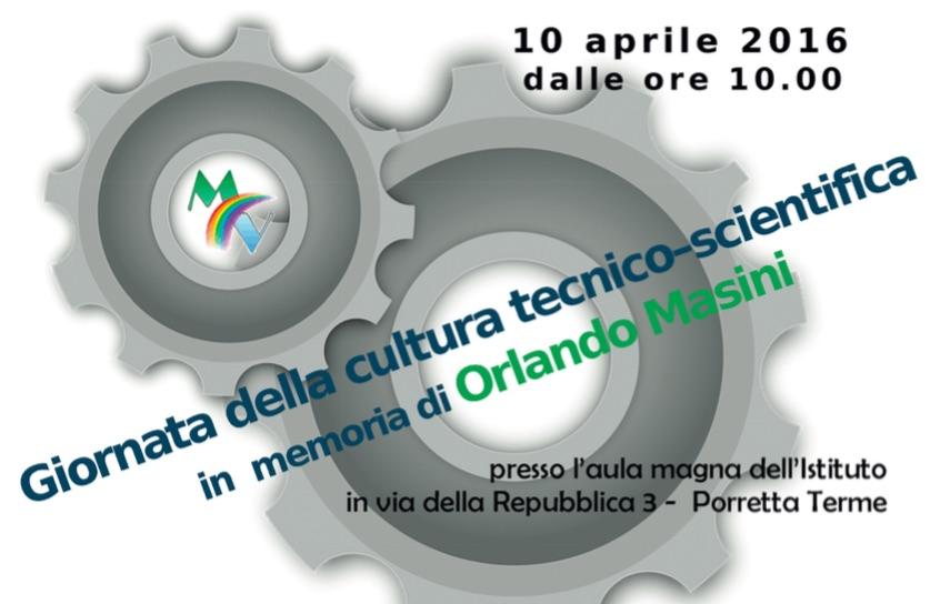"""MIC @Istituto Istruzione Superiore Maria Montessori: """"Giornata della cultura tecnico-scientifica"""" – 10 Aprile 2016"""